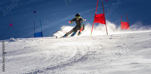 mata magnetyczna special slalom