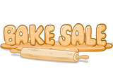 Bake Sale Dough Rolling Pin