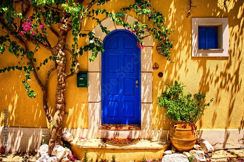 Zdjęcia na płótnie, fototapety na wymiar, obrazy na ścianę : Greece