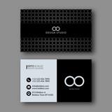 Design Studio Bsiness Card template - 97054539