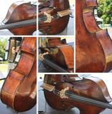 Violoncelle Contrebasse - Musique variée