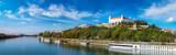 středověký hrad bratislava slovensko