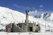 The Tonale Military Memorial, Tonale Pass, Rhaetian Alps