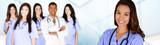 Fototapety Nurse In Hospital
