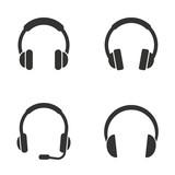 Fototapety Headphone   icon.