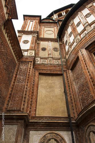 Convent of Santa Maria delle Grazie, Milan Poster