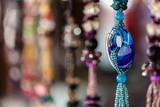 Necklaces row