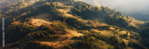 Carpathians nature - 97431350