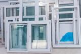Set of plastic UPVC windows, ready to install - 97461981