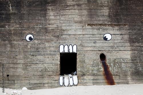 obraz lub plakat Graffiti