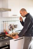 Cucinare funghi in padella, cucina italiana