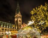 Hamburg Christmas Market, Germany