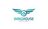 Wing House Logo