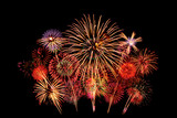 Fototapety Fireworks.