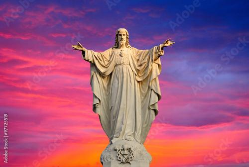Zdjęcia na płótnie, fototapety, obrazy : Jesus Christ The Lord Easter background