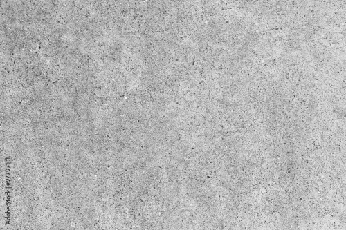 Poster Betonbehang Natural grey stone texture and seamless background