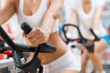 Fototapety Cycling workout
