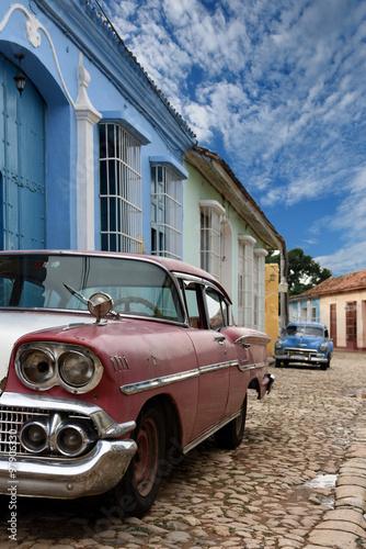 ulica-sceny-trinidad-na-kubie