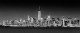New York City Manhattan downtown skyline - 97926988