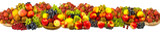 image of  ripe fruits close-up