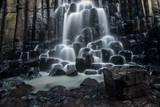 Cascada Prismas Basalticos