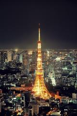 Tokyo Skyline © rabbit75_fot
