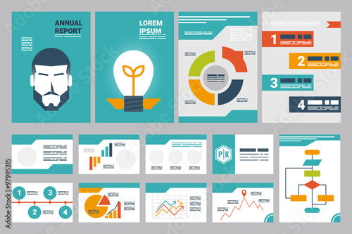 annual report cover page templates .