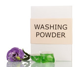 Washing powder and cleaner containers