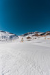 Fototapete Pike - Skilaufen -