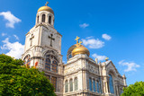 Main Orthodox Cathedral of Varna city,  Bulgaria