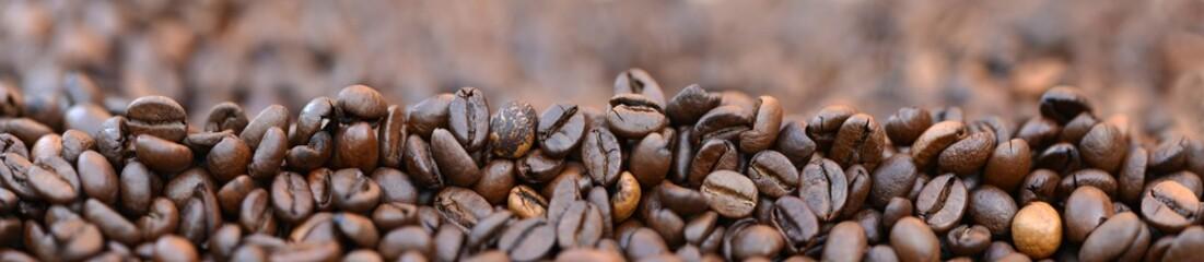 Fototapeta ziarenka kawy