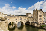 Fototapety the Pulteney Bridge River Avon