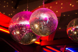 Fototapety Disco balls