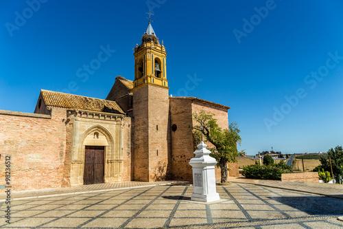 Kościół Świętego Jerzego , Palos de la Frontera, Huelva