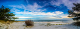 Panorama pejzaż morski - 98271114