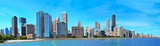 Chicago Lakeshore Panorama