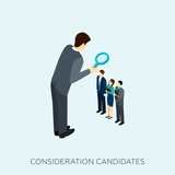 Choosing A Candidate Concept Illustration