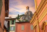 Fototapety cityscape of Brisighella, Emilia Romagna, Italy
