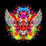 тату с тигром - 98385967