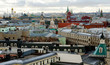 Moscow rooftops