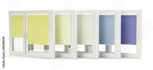 Window rollers blind collection  - 98398540