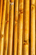 abstract cross bamboo in the temple    south
