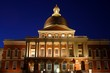 Massachusetts State House, Boston..