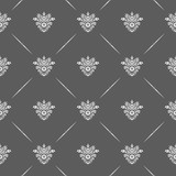 Vector classic pattern