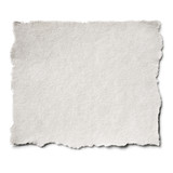 Torn Paper Isolated - 98527547