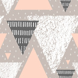 Fototapety Abstract Geometric Pattern
