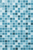 Fototapety colored mosaic background tiles for bathroom