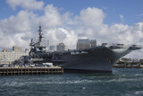 USS Midway Museum San Diego, Southern California Attraction in the bay