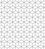 Fototapety Seamless geometric pattern. Fashion graphics background design. Modern stylish texture. Repeating tile with rhombuses. Can be used for prints, textiles, wrapping, wallpaper, website, blogs etc. VECTOR
