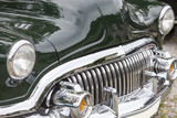 Emmering, Germany, 19 September 2015: Buick Light vintage car